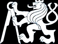 Logo-cvut-bile